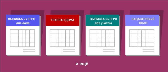 Документы для частного дома