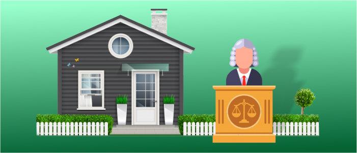 Законы и частный дом